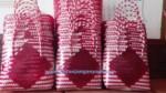 Tas Bening Kaca Warna Merah Putih Untuk Souvenir