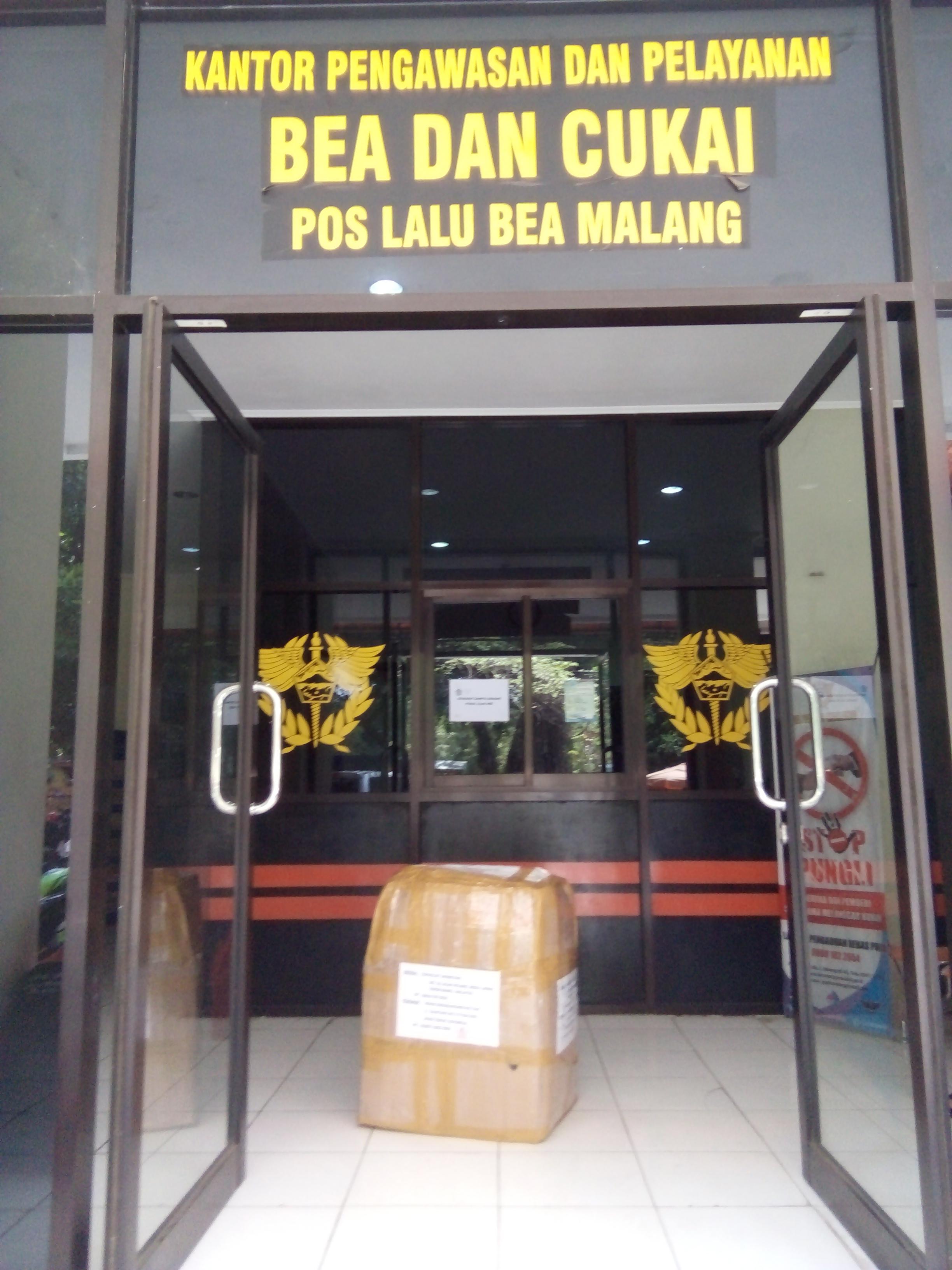 Bea Cukai Pengiriman Tas Anyaman Ke Malaysia