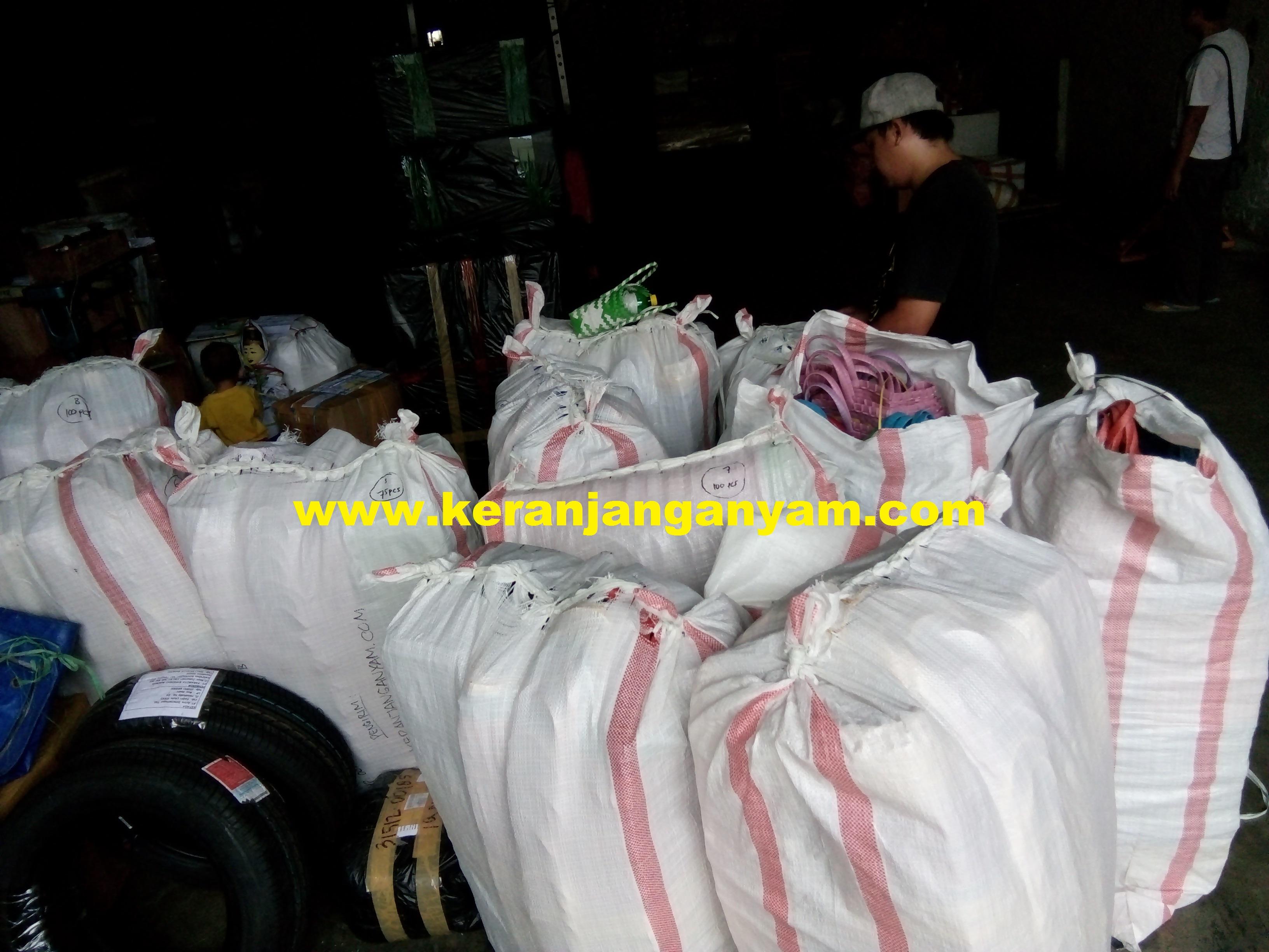 Packing Karung Tas Aanyaman Plastik