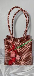 Tas Anyaman Fashion Jali Bag