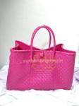 Anyaman Jali Bag Lipat Petty Premium Pink